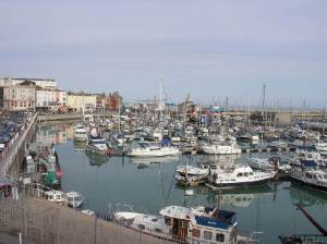Lots of Places to Eat around Ramsgate Harbour